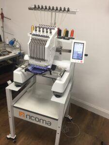 Ricoma EM1010 Embroidery machine